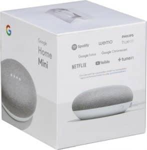 enceinte mini home google