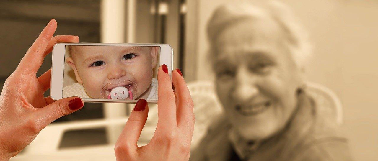 GSM pour les personne âgées