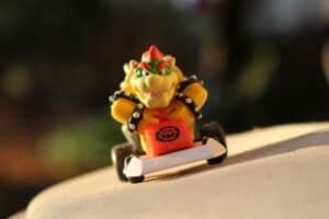 Yoshi : est un dinosaure ami de Mario