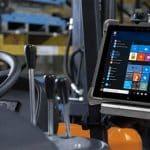 5 avantages de l'utilisation de la tablette durcie par les professionnels