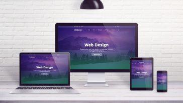 Création d'un site vitrine professionnel