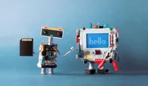 Les robots au service de la défense
