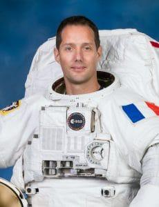 Thomas Pesquet astronaute Français