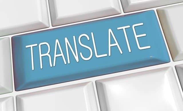 Waygo application traduction restaurants