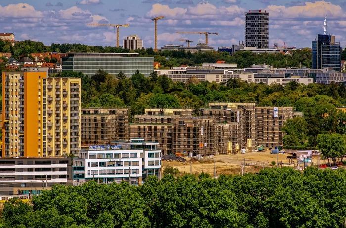 entreprise proposant des services immobiliers impacts positifs