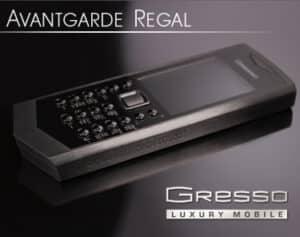 Gresso Black Aura Collection