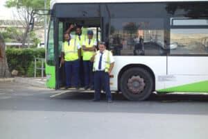 Le transport de touristes