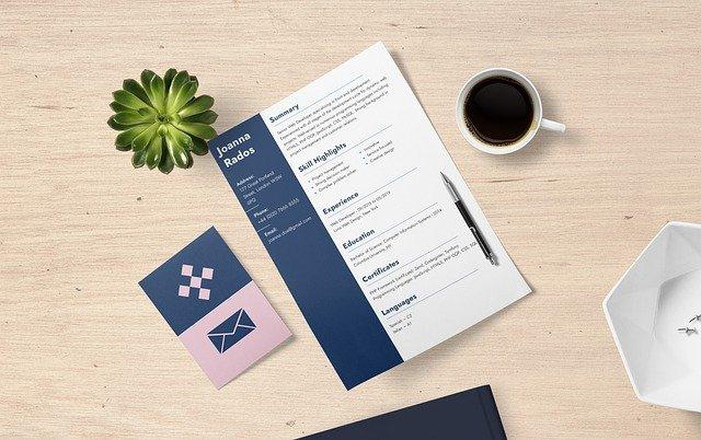 Comment créer facilement votre CV en ligne ?